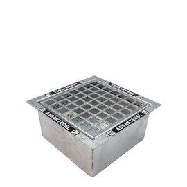 Vepa Bins Carreau-cendrier le DropPit classic VB705825 gris 30x30 cm