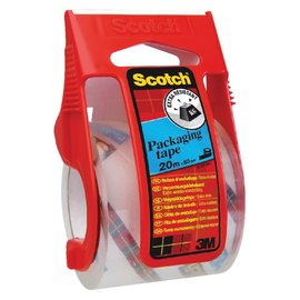 SCOTCH Ruban d'emballage Scotch E5020D transparent