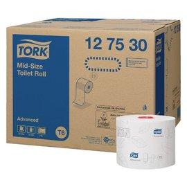 Tork Papier toilette Tork T6 127530 2 ép Compact 100m 27 rouleaux