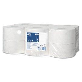 Tork Papier toilette Tork T2 120280 Advanced 2 épaisseurs 170m-850 feuilles 12 rouleaux