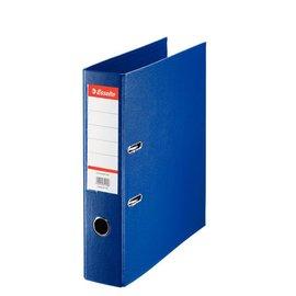 Esselte 10 x Esselte Ordner 75mm A4 Basic Kunststof mm blauw