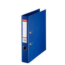 Esselte 10 x  Classeurs à levier Esselte en plastique standard  basique A4 50 mm bleu