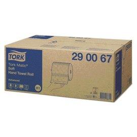 Tork Handdoekrol Tork H1 290067 Advanced 2laags 6rollen