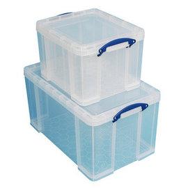 Really Useful Box Really Useful Box Lot de 2 boîtes de rangement 35 L / 84 L
