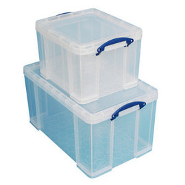 Really Useful Box Really Useful Box Set van 2 opbergdozen, 35 L / 84 L