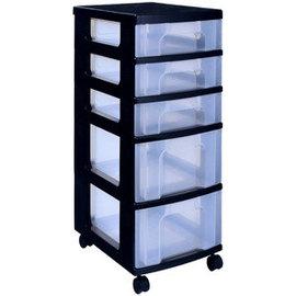 Really Useful Box Really Useful Box Tour de rangement 5 tiroirs