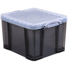 Really Useful Box Really useful Box Boîte de rangement 35 Litres gris fumé