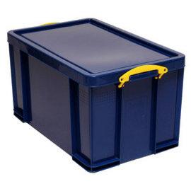 Really Useful Box Really Useful Box Boîte de rangement 84 Litres opaque bleu