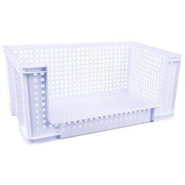 Really Useful Box Really Useful Box Bac de rangement 64 litres blanc