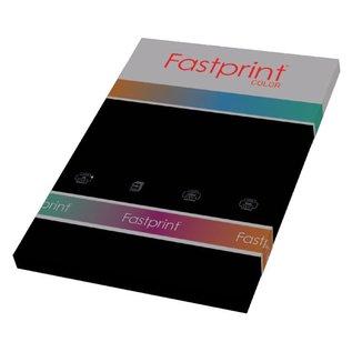 Fastprint Kopieerpapier Fastprint A4 120gr zwart 100vel