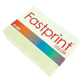 Fastprint Kopieerpapier Fastprint A4 80gr lichtgroen 500vel
