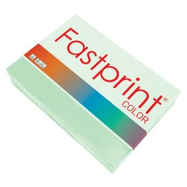 Fastprint Kopieerpapier Fastprint A4 80gr appelgroen 500vel
