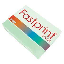 Fastprint Papier copieur Fastprint A4 80g vert pomme 500 feuilles