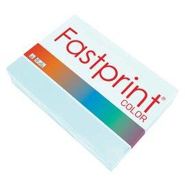Fastprint Papier copieur Fastprint A4 80g bleu clair 500 feuilles
