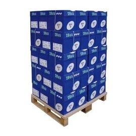 Clairefontaine Pallet kopieerpapier clairfontaine laser 2800 A4 80gr wit
