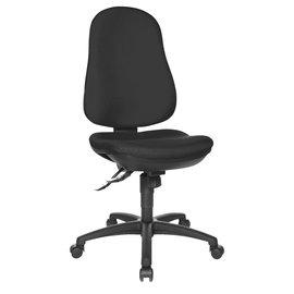 Topstar Topstar bureaustoel 8550 G20 ''Support SY'' zwart
