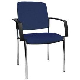 Topstar Topstar bezoekersstoel BB190A G26 ''BtoB 10 Polster'' blauw