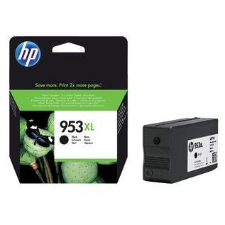 HP Inkcartridge HP 3HZ52AE 953XL zwart + 3 kleuren HC