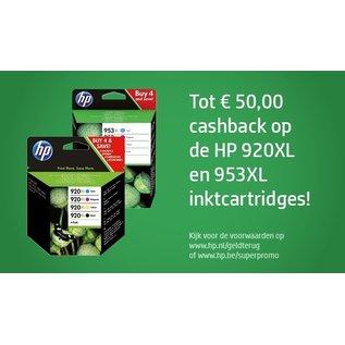 HP  HP 953XL multipack & HP 953XL zwart bundelpack
