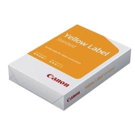 Canon Papier copieur Canon Yellow Label A4 80g blanc 500 feuilles