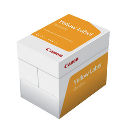 Canon Doos kopieerpapier Canon Yellow Label A3 80gr wit