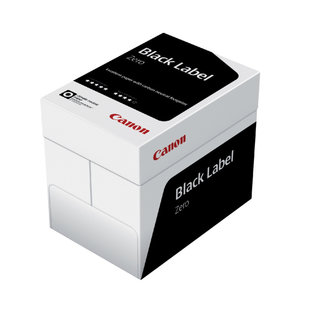 Canon Doos kopieerpapier Canon Black Label Zero A4 75gr wit