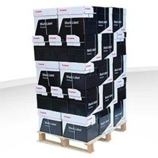 Canon Demi-palette papier copieur Canon Black Label Zero A3 80g blanc