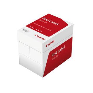 Canon Boîte papier copieur Canon Red Label Superior A4 80g blanc