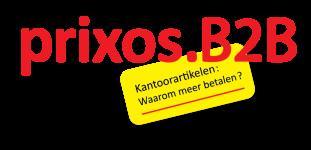 Prixos B2B - Le discounter de fournitures de burau de la Belgique!