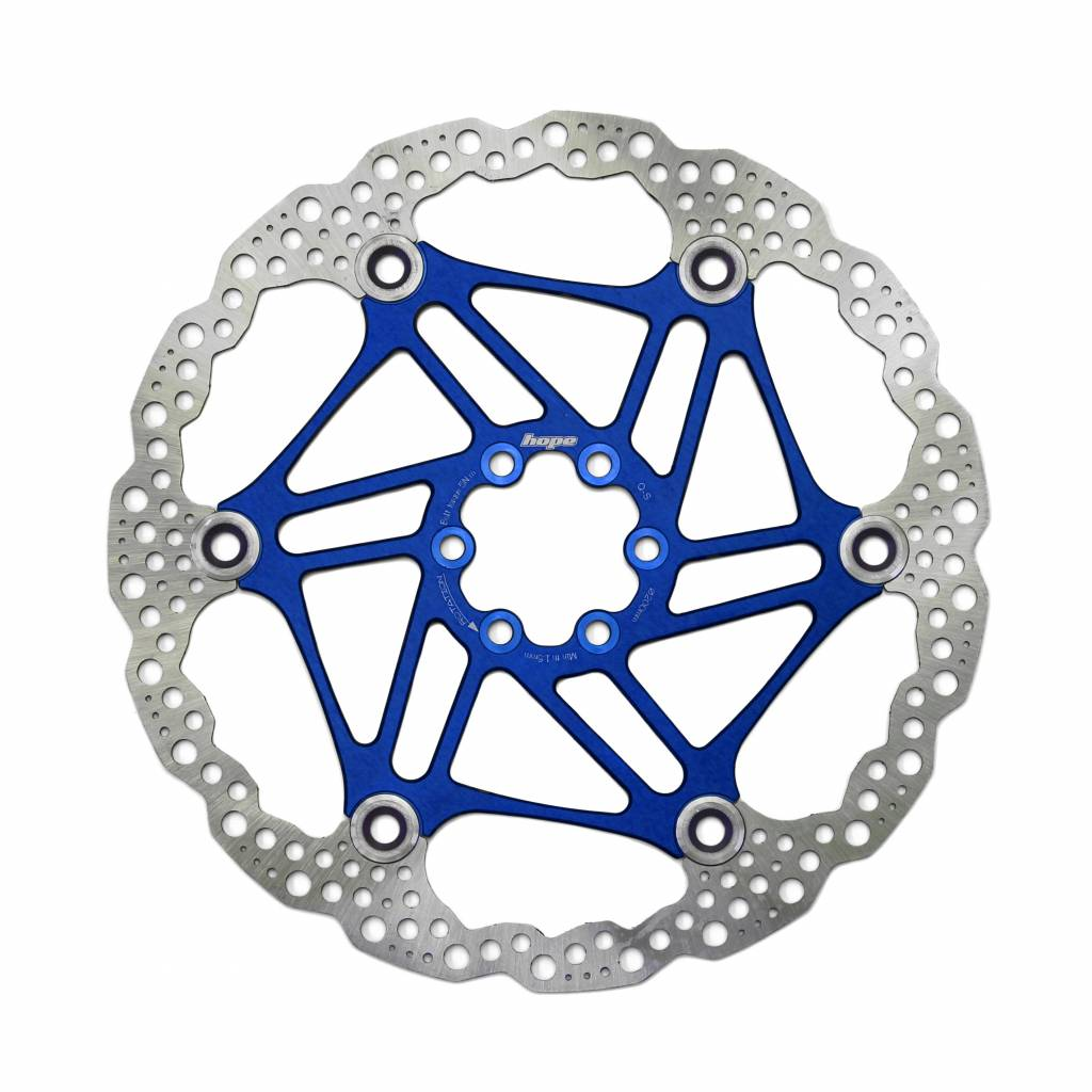 Hope 6 Bolt Floating Disc Rotor All Colors and Sizes Brand New