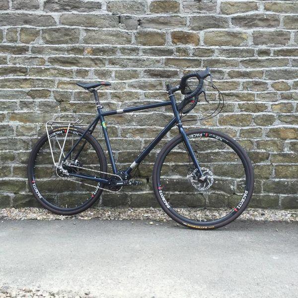 18 Bikes Custom Pinion Frame