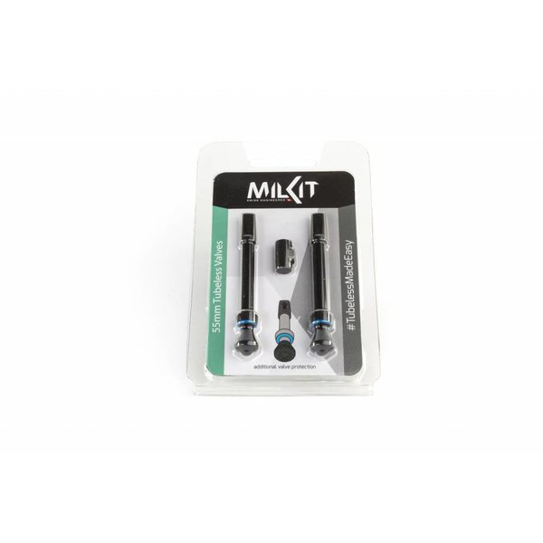 Milkit Milkit Tubeless Valves (Pair)