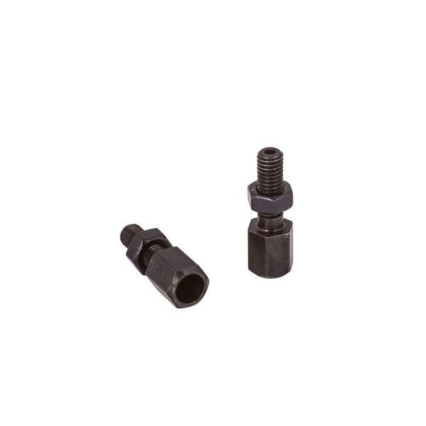 Pinion shifter cable adjusters