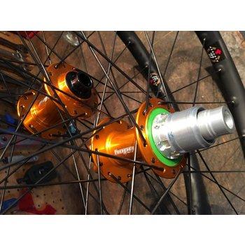 Santa Cruz 18 Bikes x Santa Cruz Hope Pro 4/Reserve custom wheelset