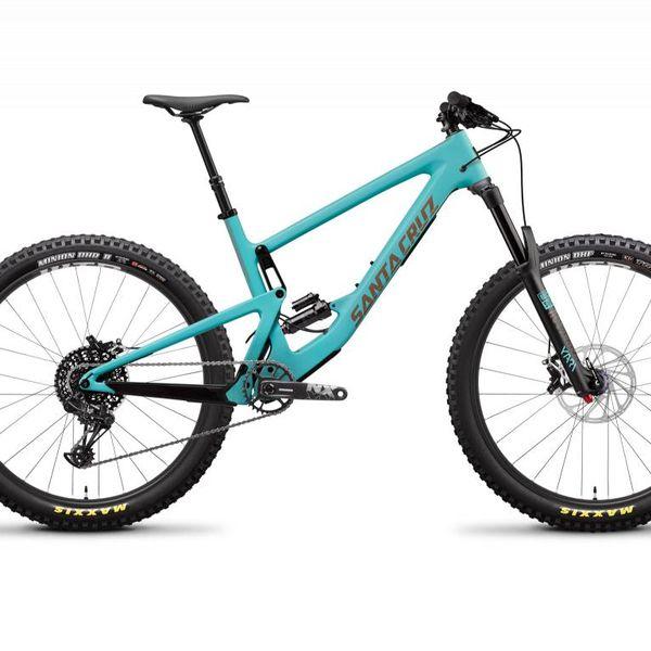 Santa Cruz 2019 Santa Cruz Bronson Carbon C R 27+ Kit