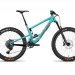 Santa Cruz 2019 Santa Cruz Bronson Carbon C S 27.5 Reserve Kit