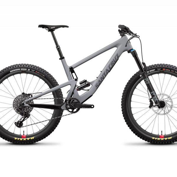 Santa Cruz 2019 Santa Cruz Bronson Carbon C S 27+ Reserve Kit
