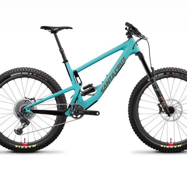 Santa Cruz 2019 Santa Cruz Bronson Carbon CC XO1 27+ Reserve Kit