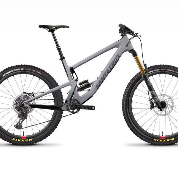 Santa Cruz 2019 Santa Cruz Bronson Carbon CC XX1 27.5 Reserve Kit