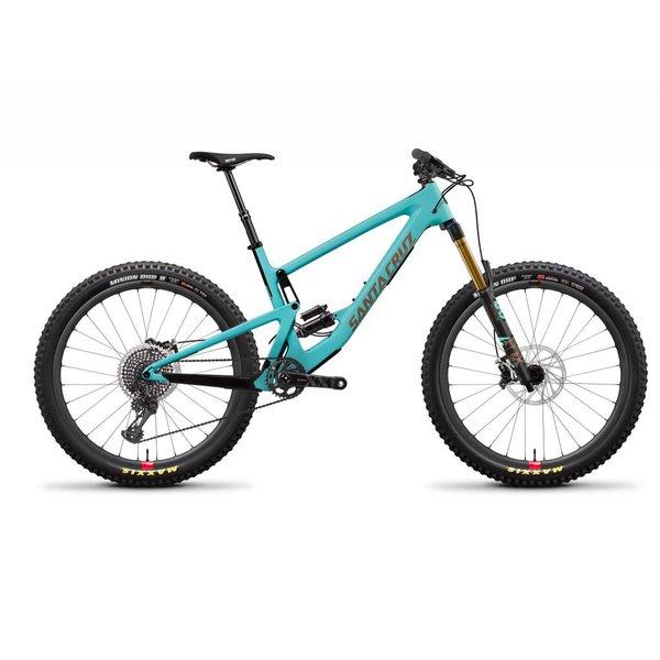 Santa Cruz 2019 Santa Cruz Bronson Carbon CC XX1 27+ Reserve Kit