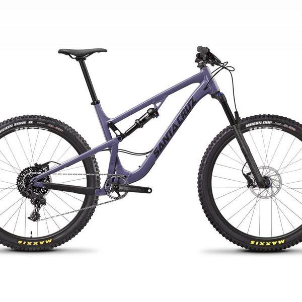 Santa Cruz 2019 Santa Cruz 5010 Aluminium D 27.5 Kit