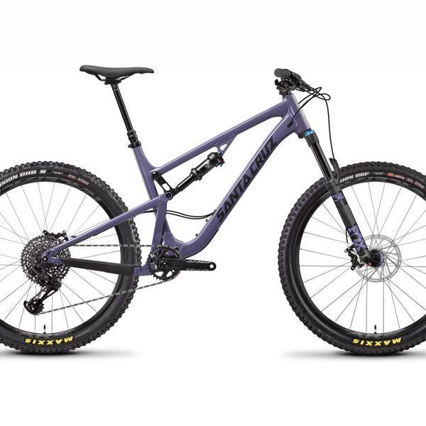 Santa Cruz 2019 Santa Cruz 5010 Aluminium S 27.5 Kit