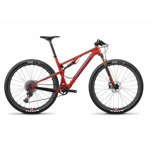 Santa Cruz 2019 Santa Cruz Blur Carbon CC XX1 Reserve Kit
