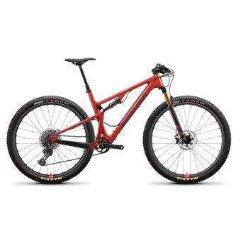 Santa Cruz 2019 Santa Cruz Blur Carbon CC XX1 Trail Reserve Kit