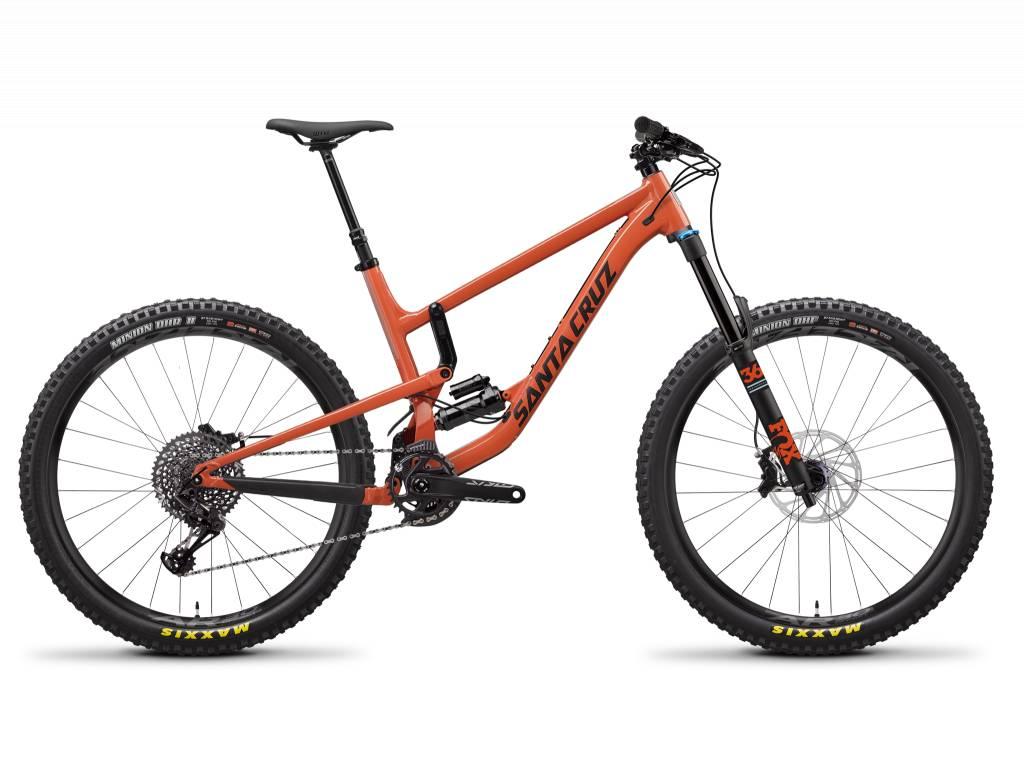 2019 Santa Cruz Nomad Aluminium S 27.5 Kit - 18 Bikes Ltd