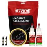 Stans NoTubes Stans Tubeless Kit (Tape, Valves, Sealant)