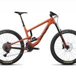 Santa Cruz 2019 Santa Cruz Nomad Carbon C S 27.5 Kit