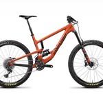 Santa Cruz 2019 Santa Cruz Nomad Carbon CC XO1 27.5 Kit (Coil)