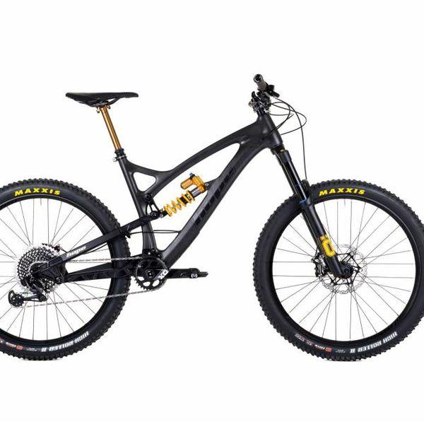 Hope 2019 Hope HB160 Bike upgrade (Ohlins fork/shock)