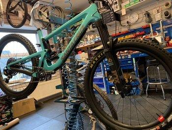 New bike - Bronson Carbon C